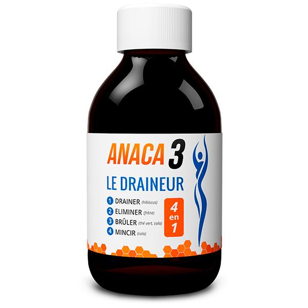 Anaca3 Le Draineur 4 en 1